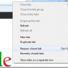 How To Reopen Tabs You've Closed In Different Browsers