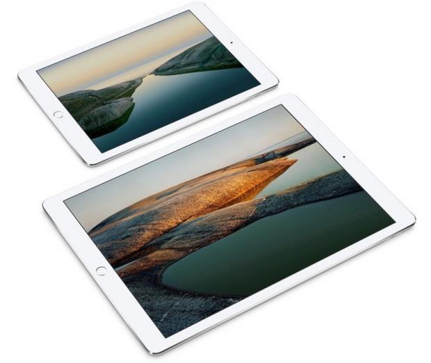 2018 iPad Redesign