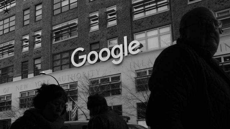 Google hiring discrimination