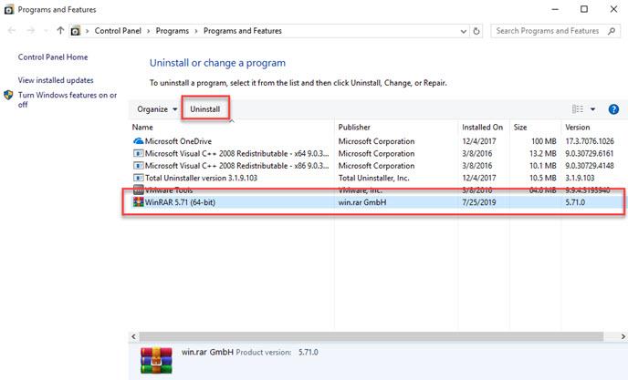 remove_WinRAR